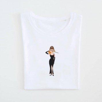 Camiseta · Breakfast at Tiffany's