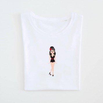 Camiseta · Amy