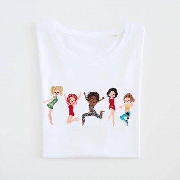 Camiseta · Wannabe