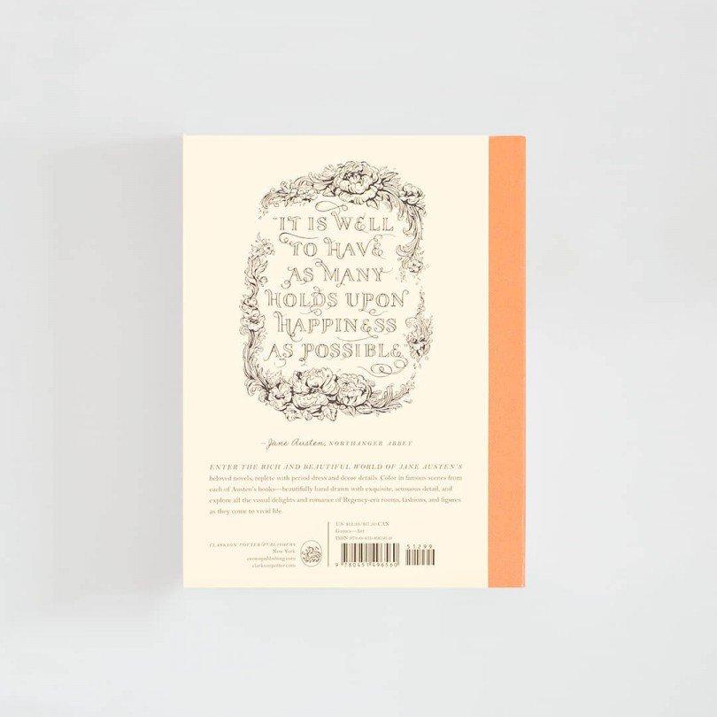 Color Me Jane · A Jane Austen Coloring Adult Book (Penguin English Library)