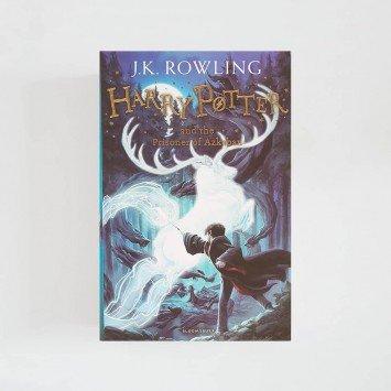 Harry Potter and the Prisoner of Azkaban · J.K. Rowling (Bloomsbury)