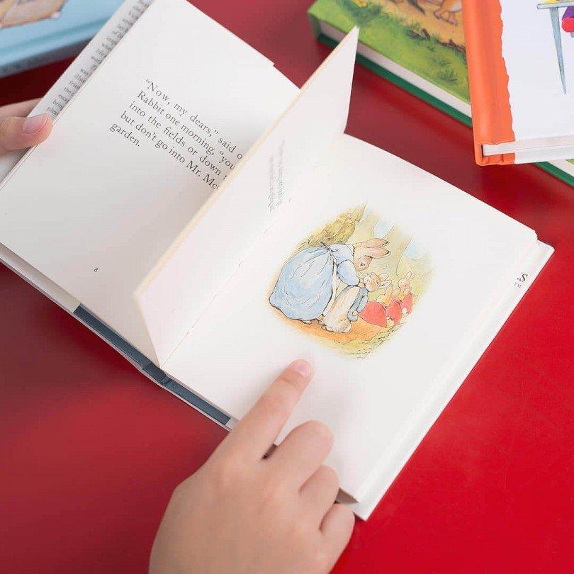 The Tale of Peter Rabbit · Beatrix Potter