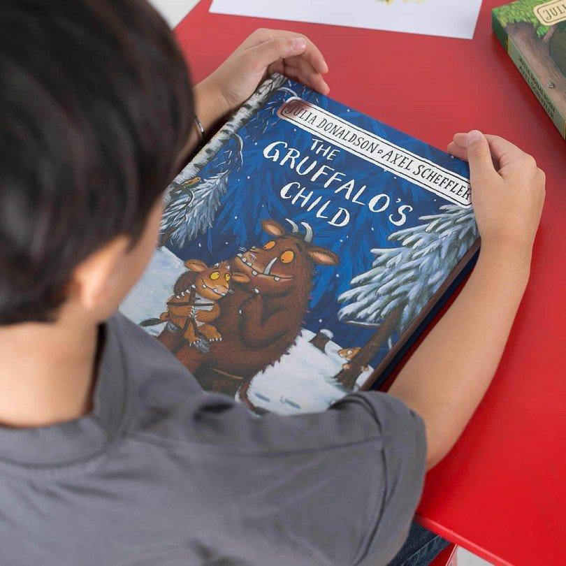 The Gruffalo and the Gruffalo's Child · Julia Donaldson (Pan MacMillan)