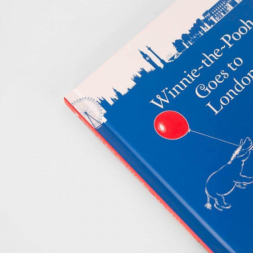 Winnie-the-Pooh Goes To London · Jane Riordan (Egmont Books)