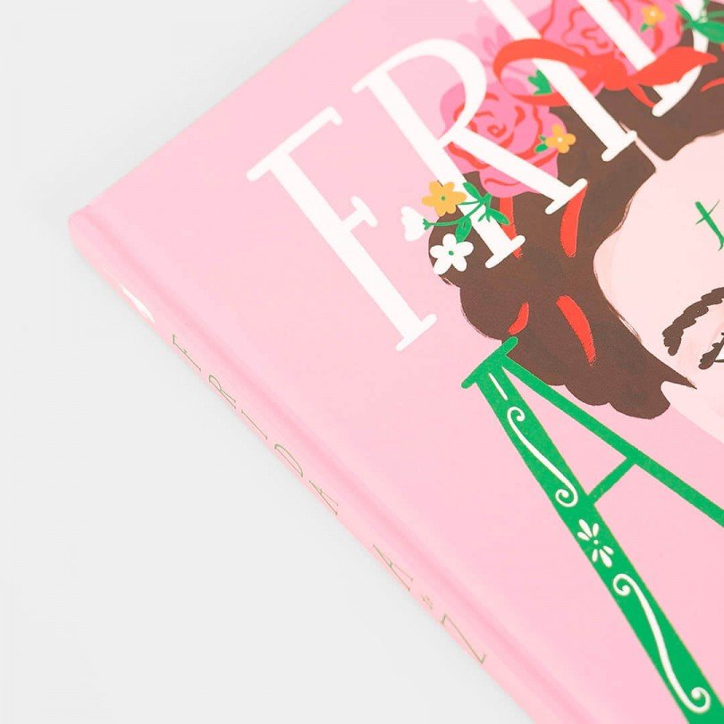 Frida A to Z · The Life of an Icon (Smith Street Books)
