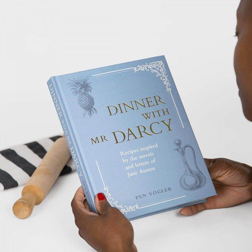 Dinner With Mr Darcy · Recipes Book (Pen Vogler)