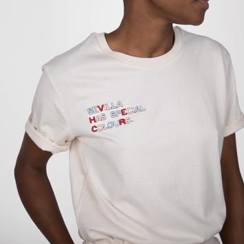 Camiseta · Sevilla has special colours