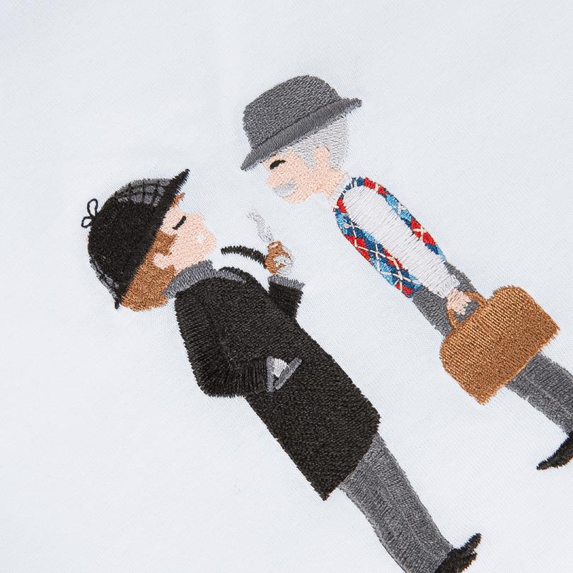 Camiseta · Elementary, my dear Watson