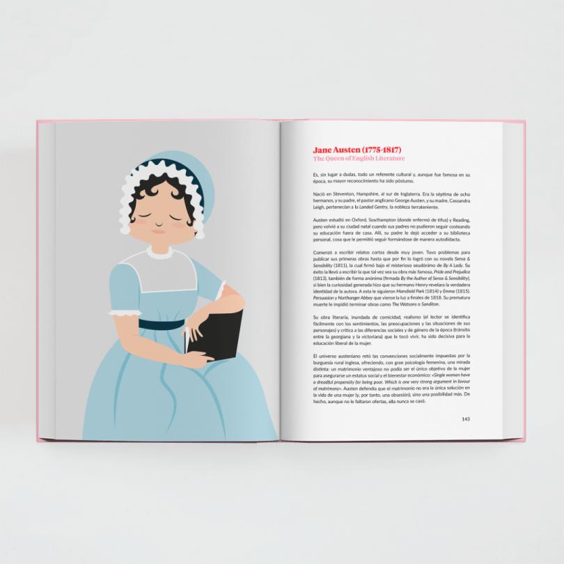 Reinas Unidas · Herstory of the United Kingdom