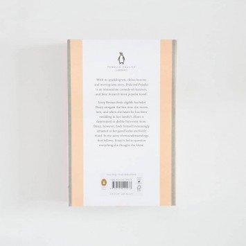 Pride and Prejudice · Jane Austen