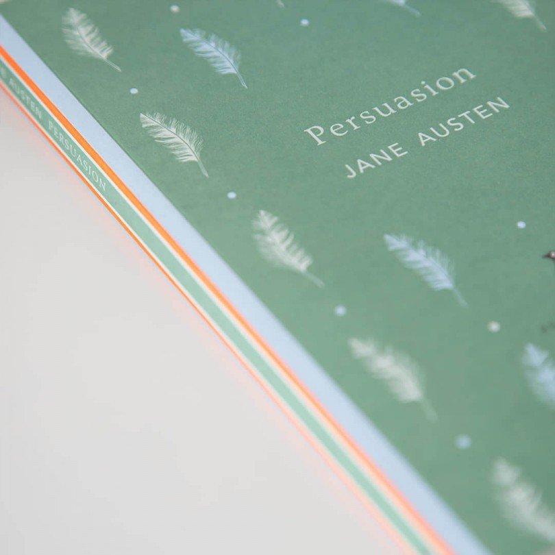 Persuasion · Jane Austen