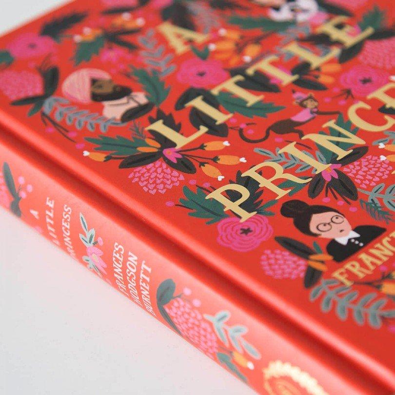 A Little Princess · Frances Hodgson Burnett