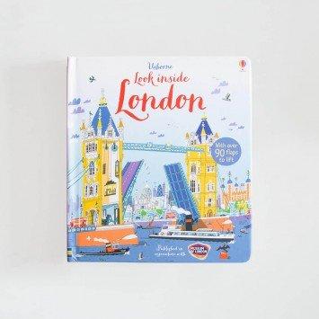 Look Inside London · Jonathan Melmoth (Usborne Look Inside Editions)