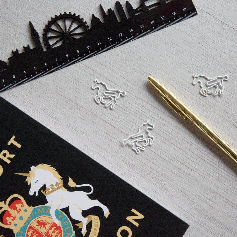 Clips · Royal Unicorn